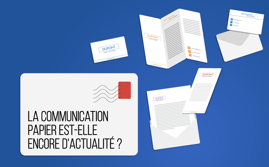 Communication-papier